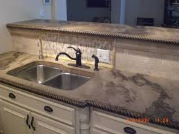 concrete countertop sealed