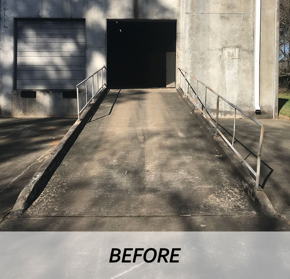 RMC EZ Stain Concrete Cleaner