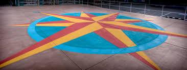 decorative concrete, colored concrete