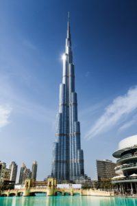 Burj Khalifa - Famous Concrete Structures