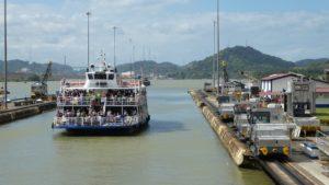 Panama Canal - Famous Concrete Structures