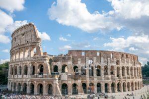 Roman Colosseum - Famous Concrete Structures